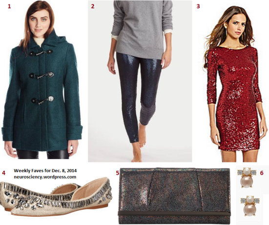 Weekly Faves for Dec. 8, 2014