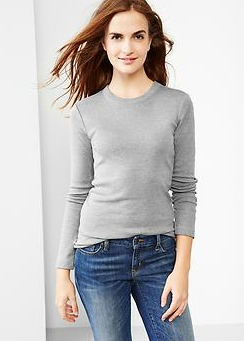 Gap Supersoft Long-Sleeve Tee
